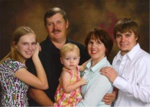 family picture 2012