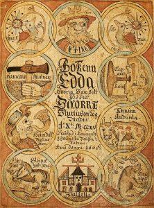 Heathen mythology - Edda
