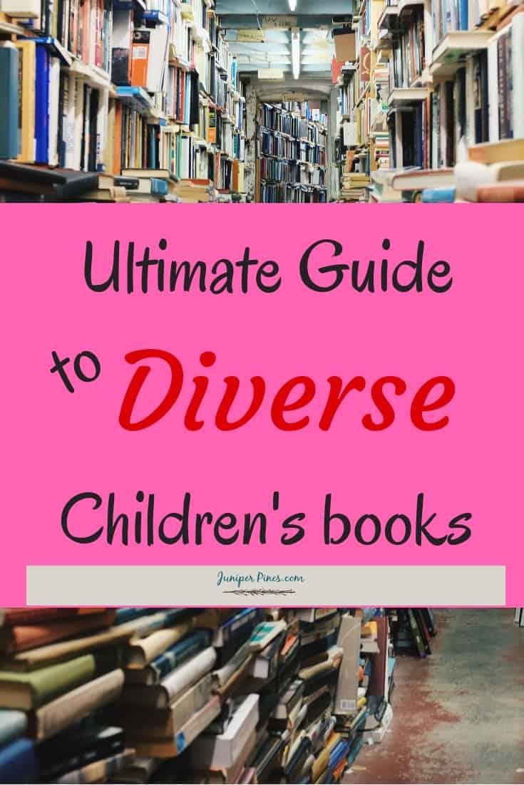 diverse children's books image