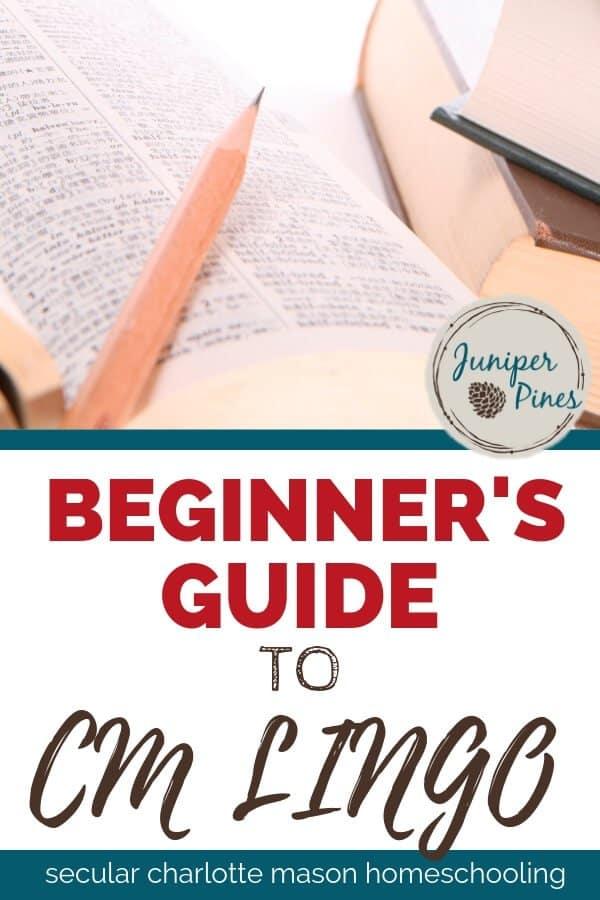 beginner's guide to cm lingo