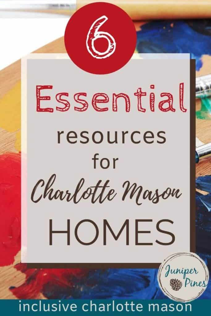 charlotte mason essential resources